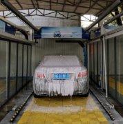 速保捷全自助洗车机-可供小型轿车/越野